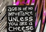 age cheese