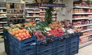 kleine supermarkt