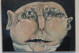 De man met de brillen Toni Ungerer 1963