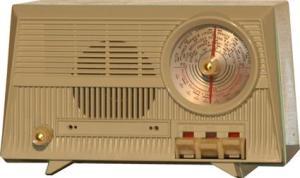 jaren 50 radio