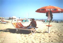 At the beach 2