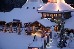 huis van de kerstman