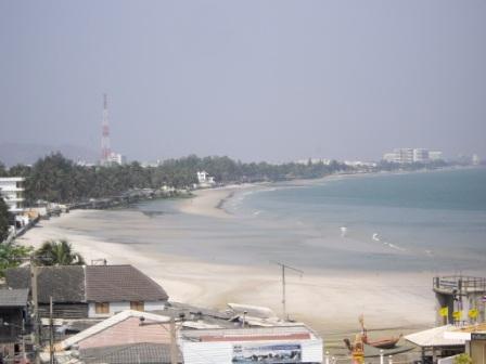 Strand Hua Hin Thailand
