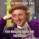 willy wonka dr phil