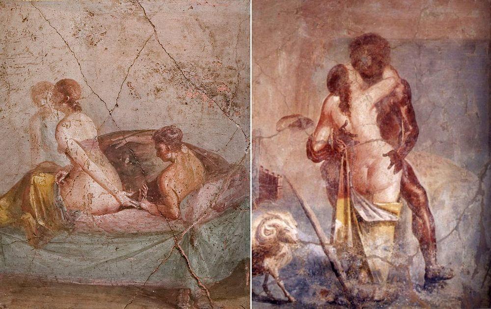 Pornografisch Pompeï