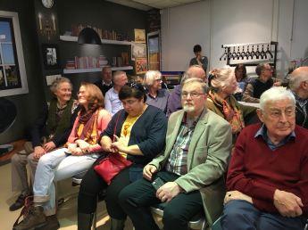 Blogmaatje Willem (van Platoonline) was ook aanwezig