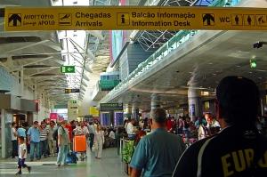 Vliegveld Lissabon