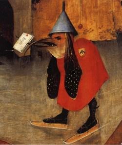 onderdeel van Jeroen Bosch, de verzoekingen van Sint Antonius